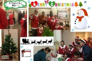 病棟クリスマス